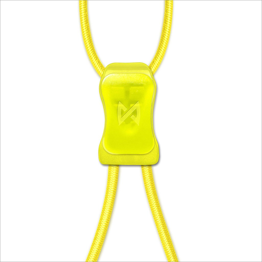 SnapLaces - Neon Yellow