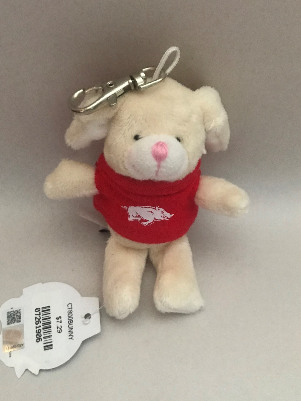 Bunny Plush Keychain