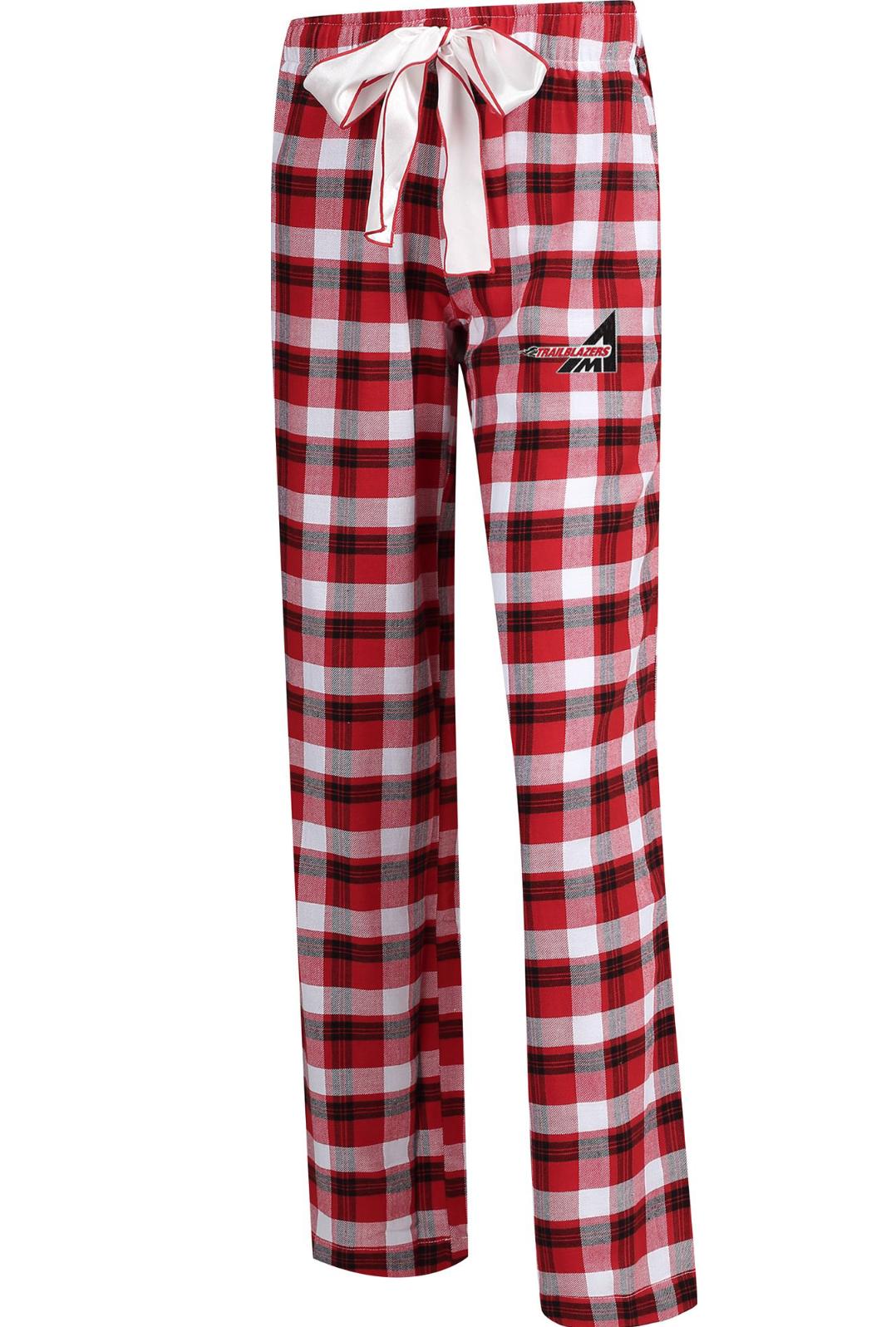 Atlanta Metropolitan State College Trailblazers Women's Checkered Plaid Pant