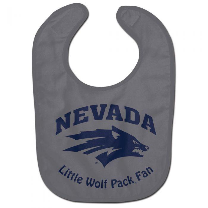Nevada Wolf Pack All Pro Baby Bib