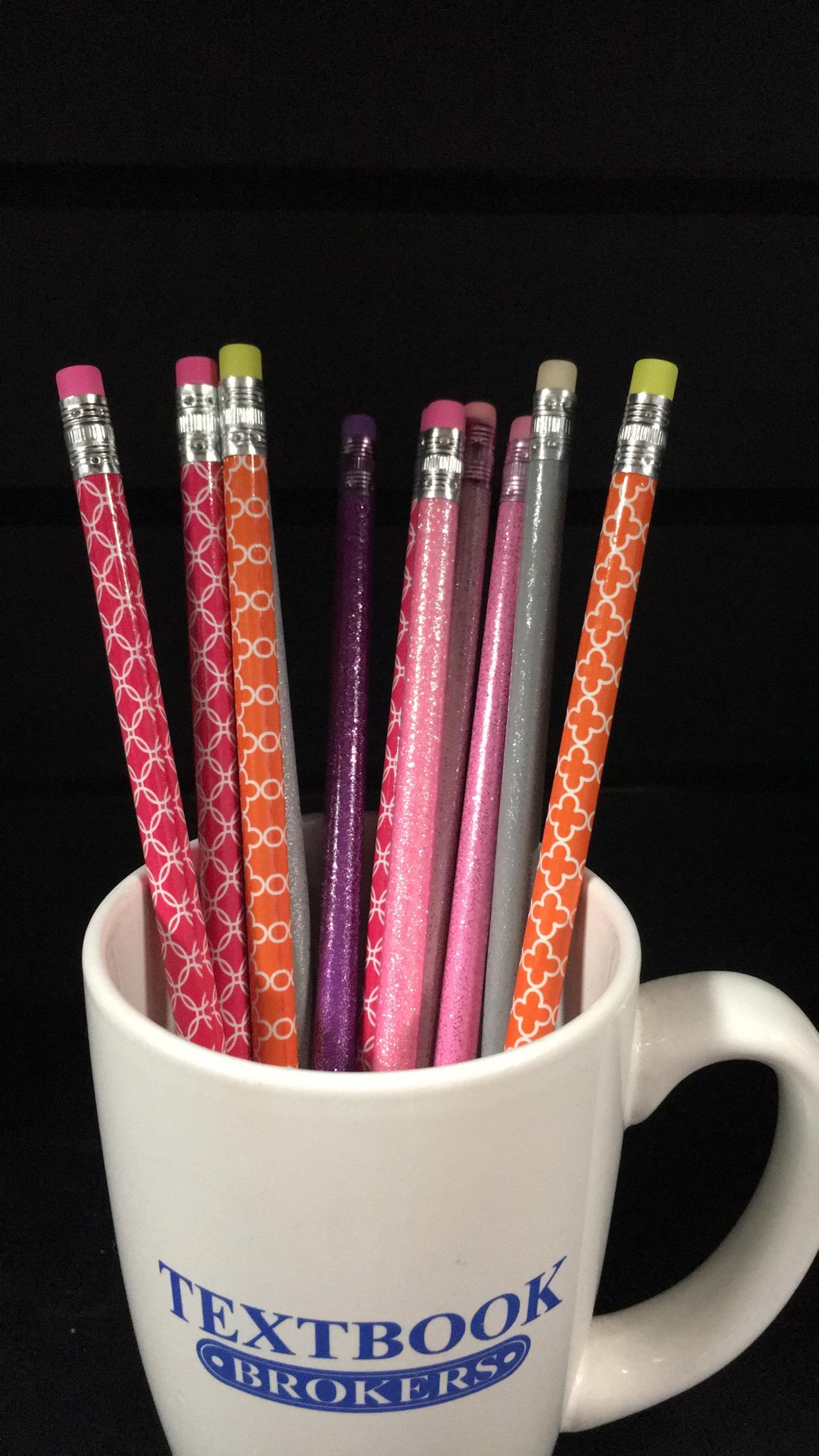 No. 2 Pencils