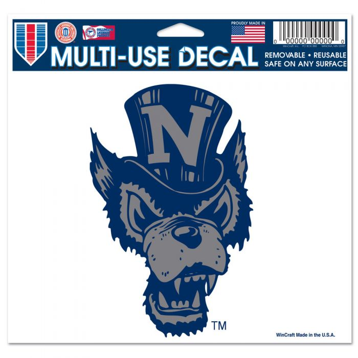 Nevada Wolf Pack Decal