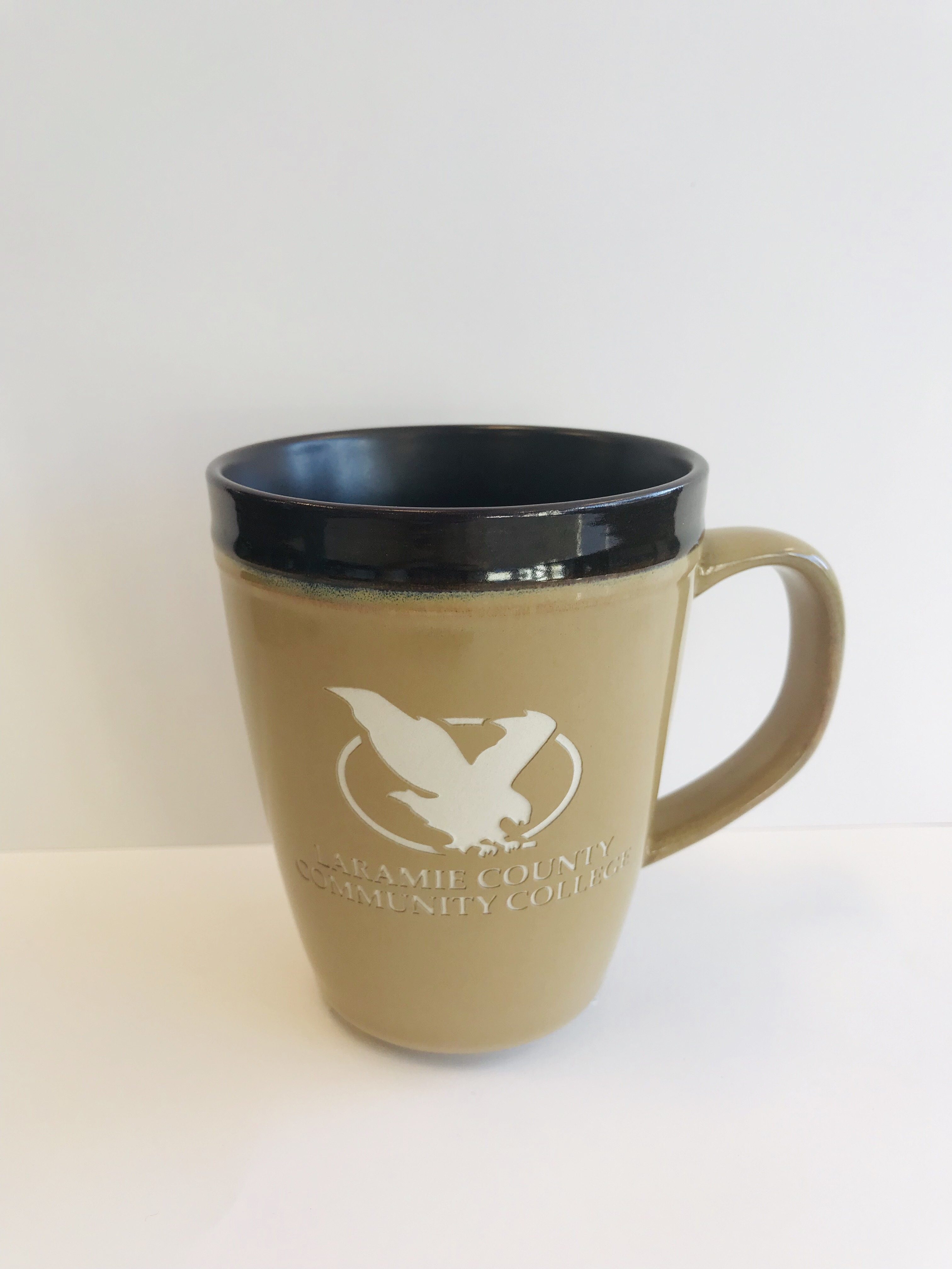 LCCC Glazed Mug
