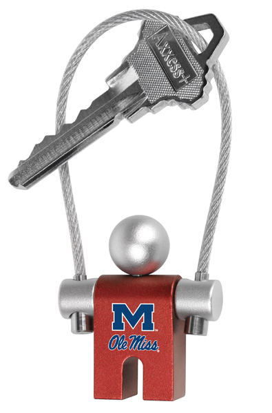 Collegiate Jumper Keychain