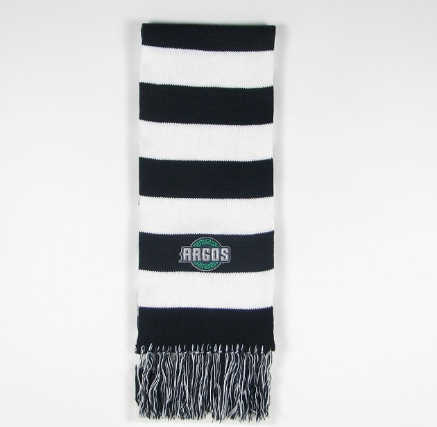 Rugby Striped Scarf