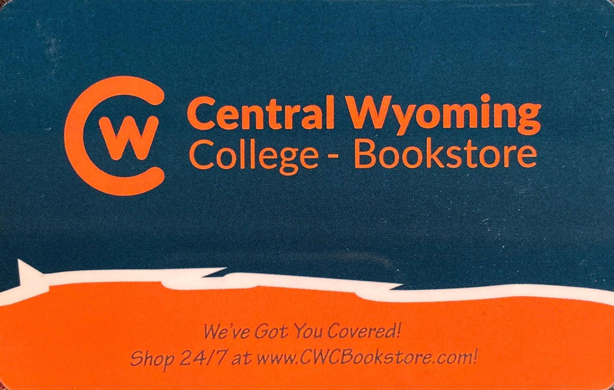 CWC Bookstore Gift Card