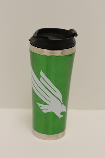 GREEN TRAVEL TUMBLER