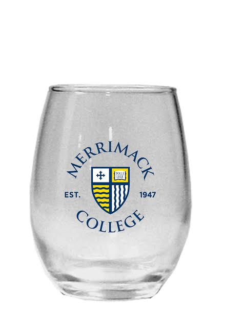 Shield Stemless Wine Glass