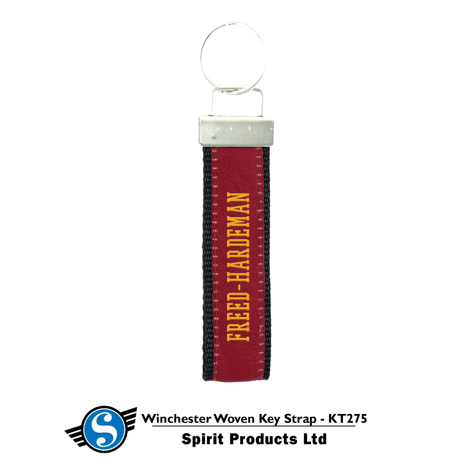 Freed-Hardeman Key Strap
