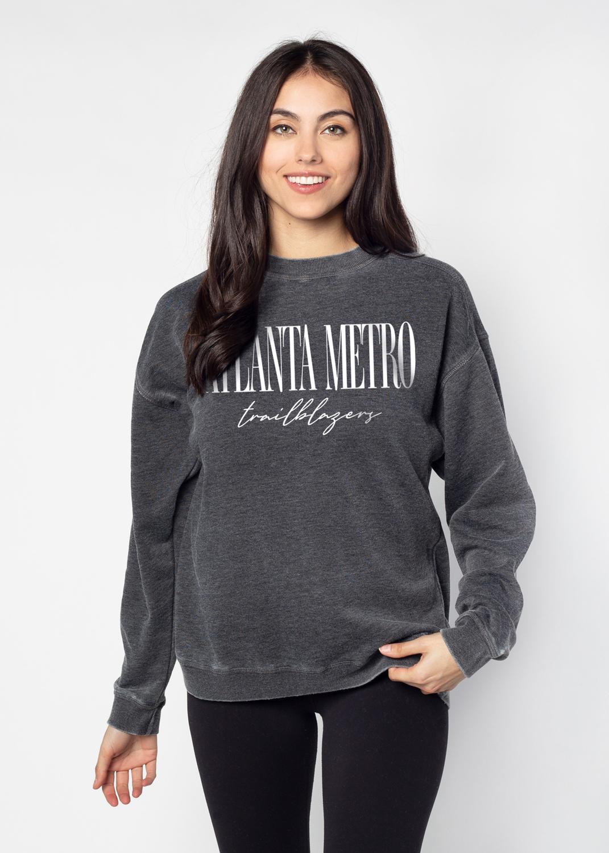 Atlanta Metro Campus Crew Sweatshirt