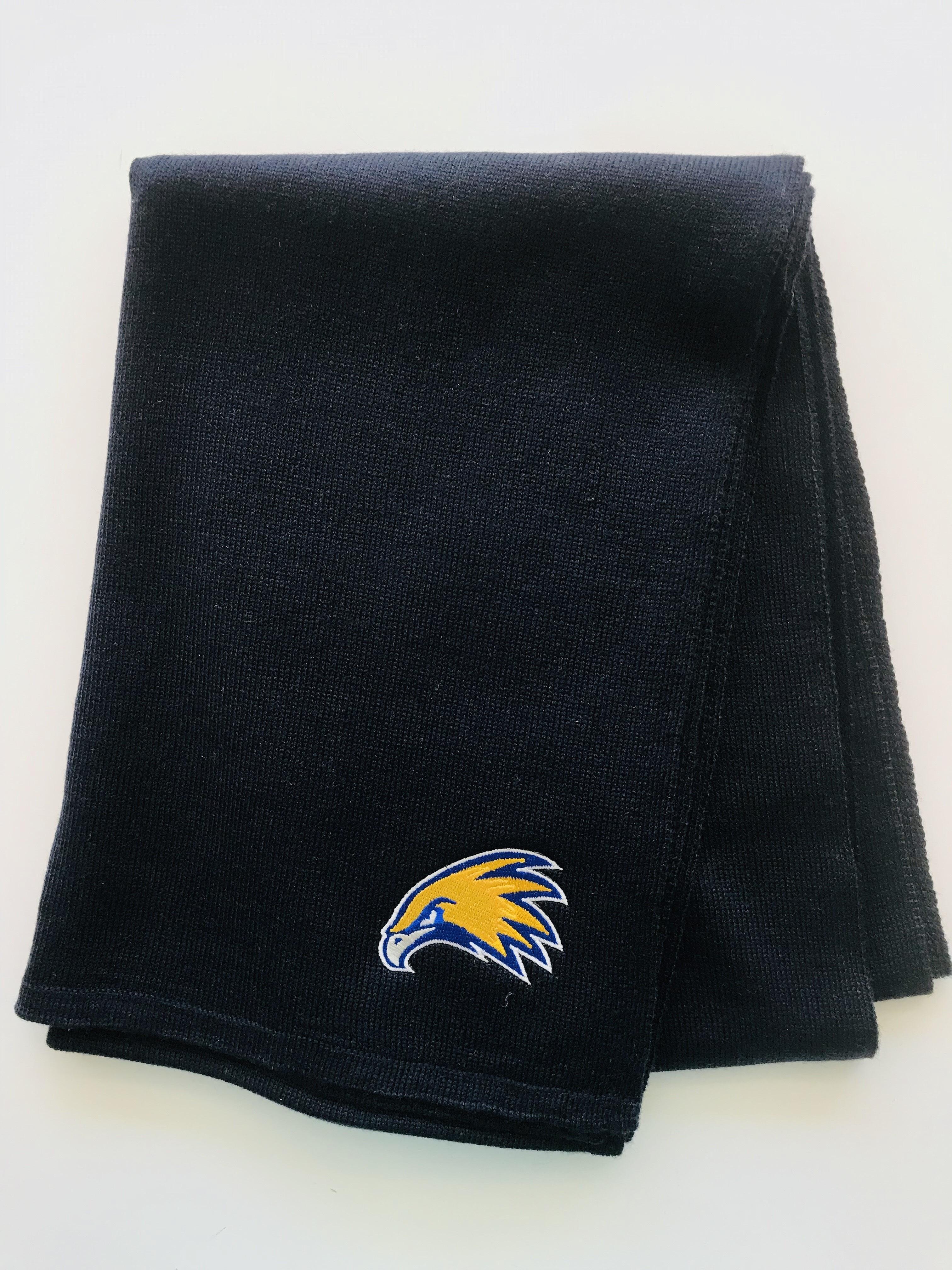 Golden Eagle Fashion Scarf