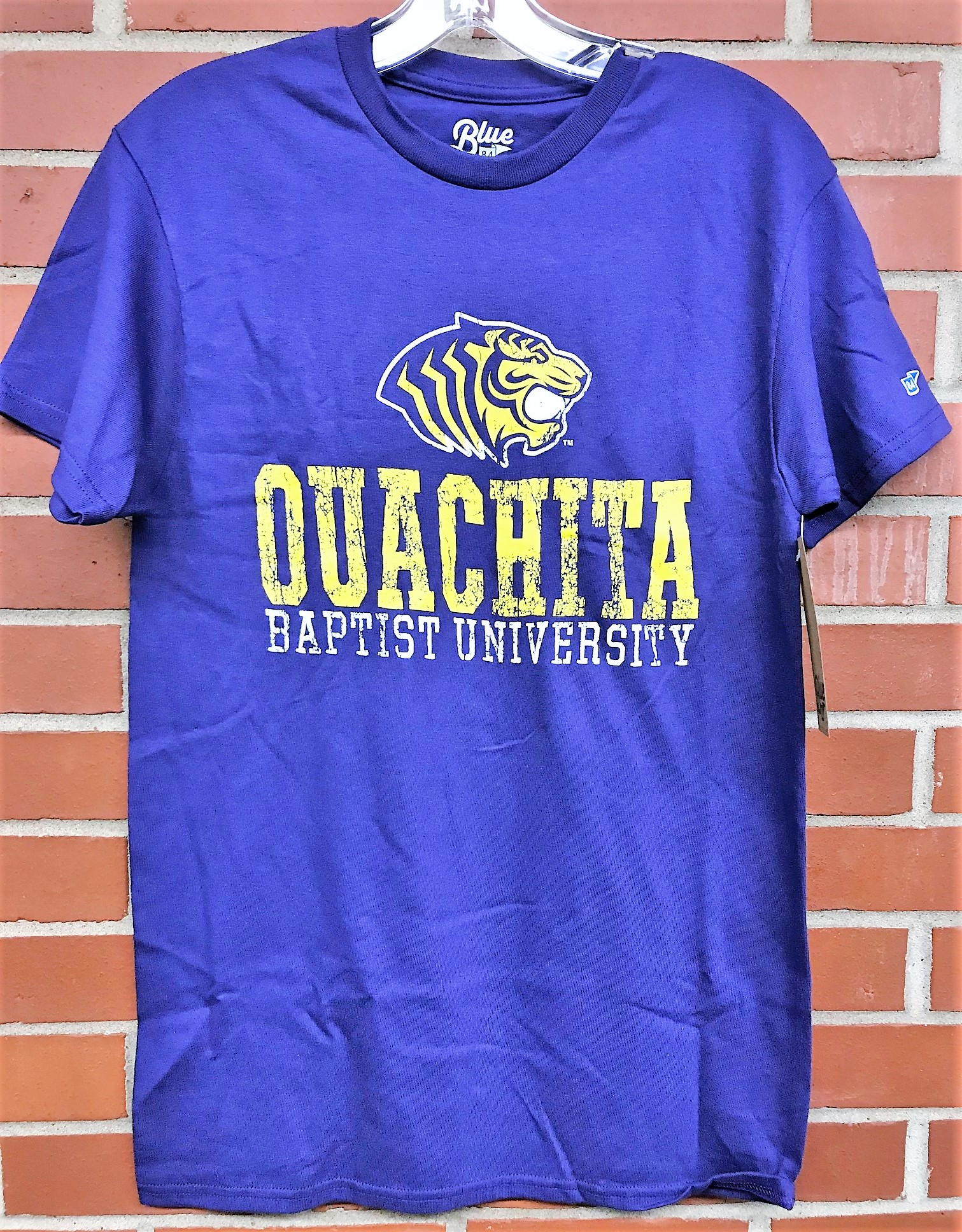 OUACHITA BAPTIST UNIVERISTY SS TEE
