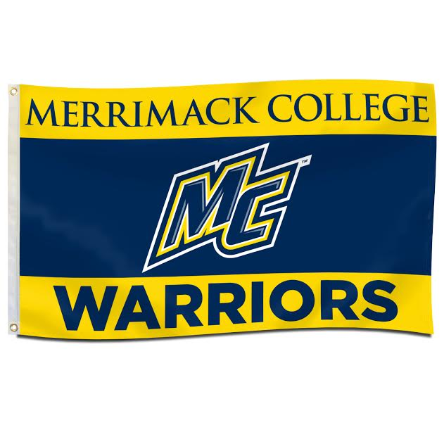 Merrimack College Warriors Flag