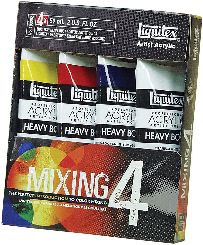 Liquitex Mixing 4