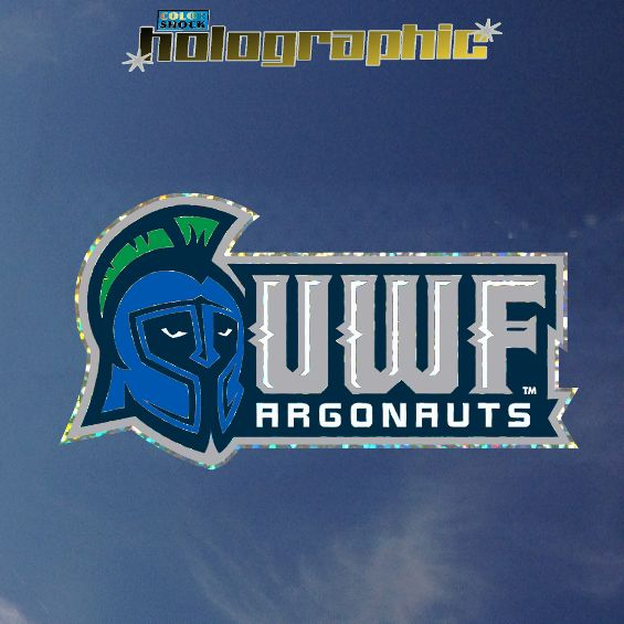 ARGONAUTS HOLOGRAPHIC DECAL