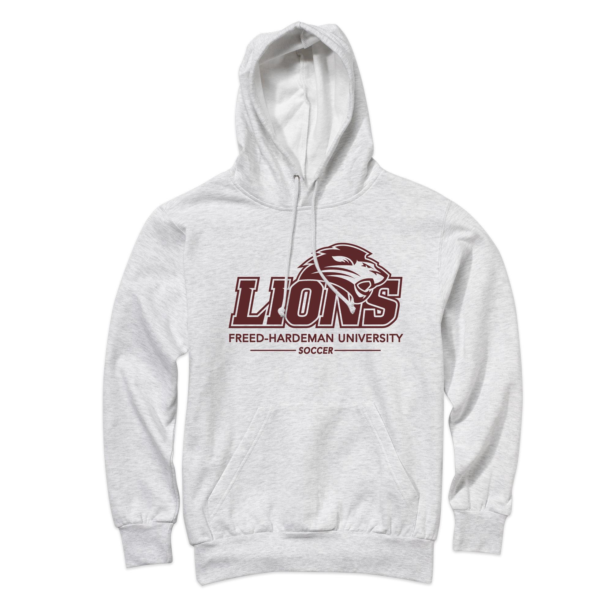 Lions Soccer Hoodie