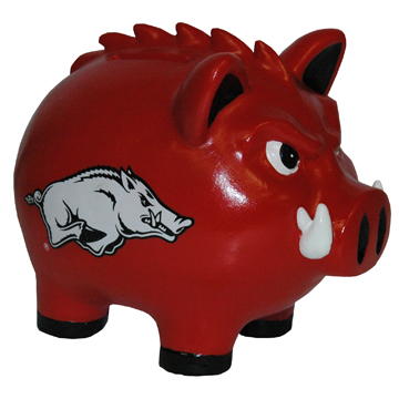 U-AR BANK PIG POLY RESIN HOG