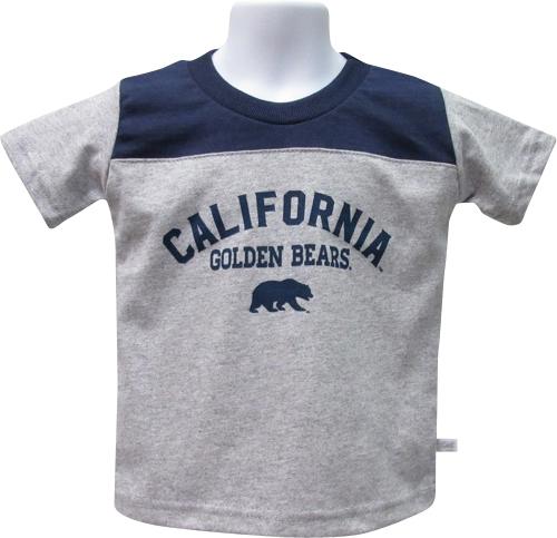 University of California Berkeley Toddler Yoke Tee