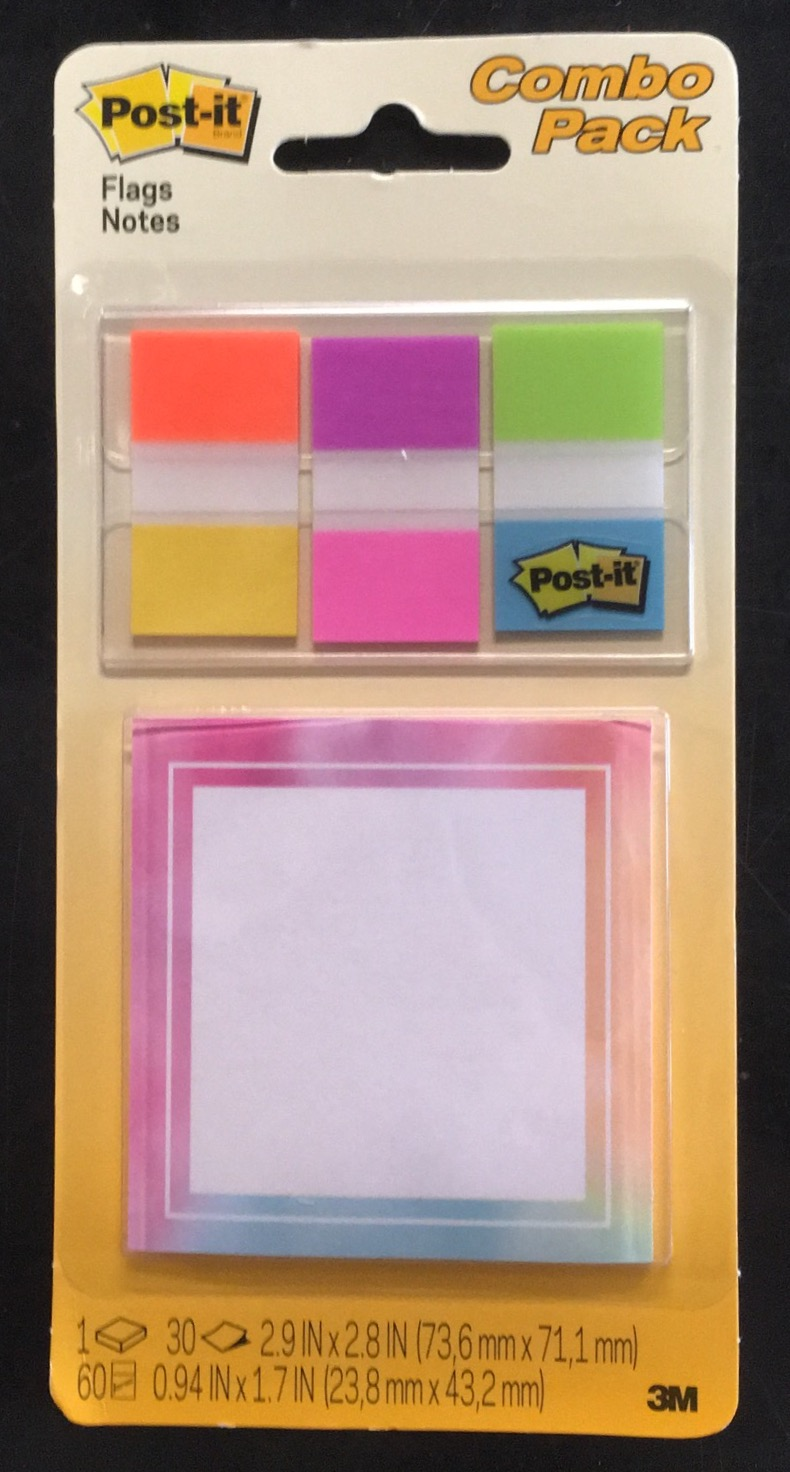 Post-It Combo Pack