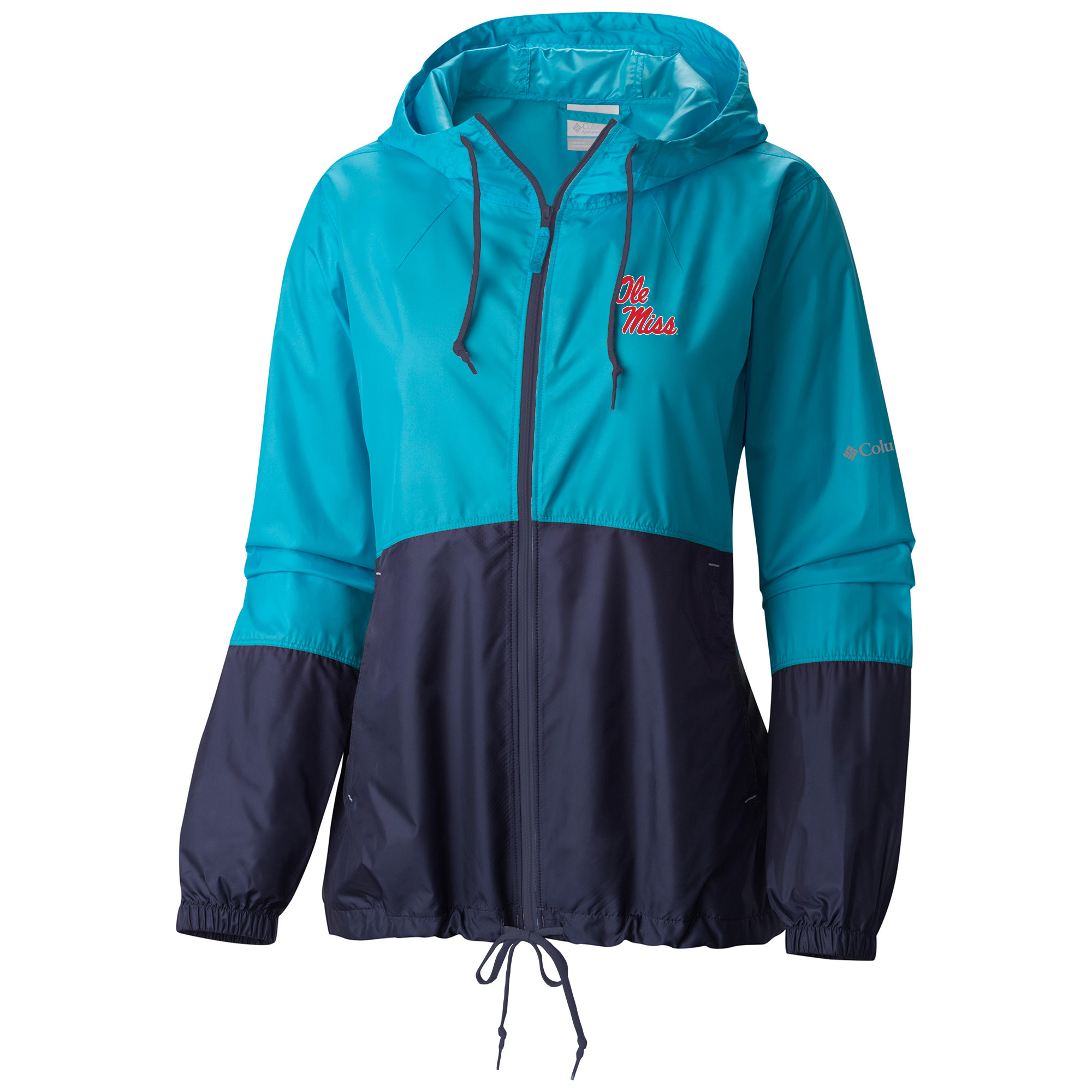Columbia Women's Flash Forward Windbreaker - Atoll