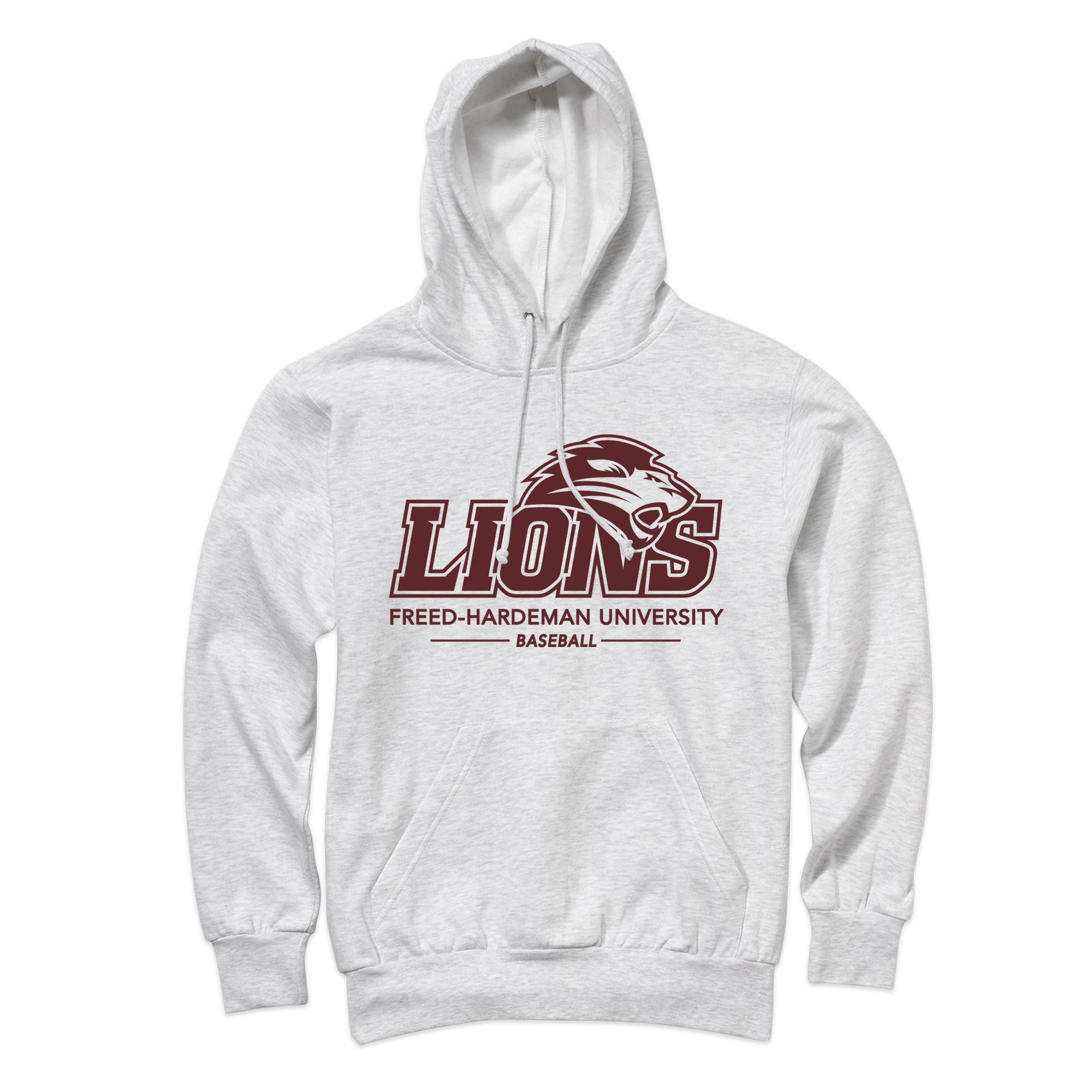 Lions Baseball Hoodie