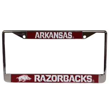 U-AR CAR TAG FRAME METAL