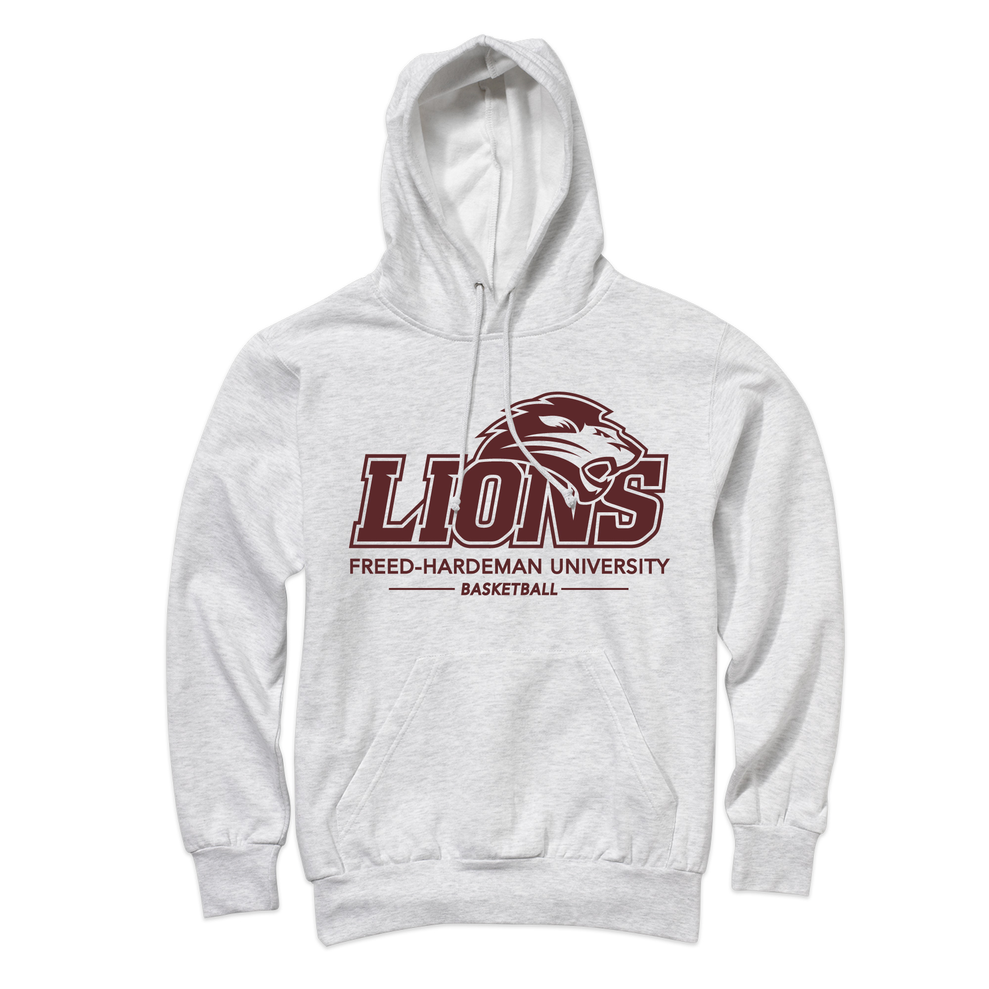 Lions Basketball Hoodie