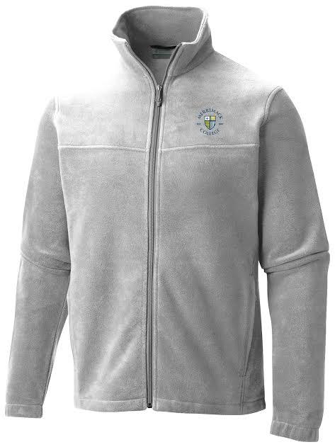 Cool Grey Flanker Full Zip