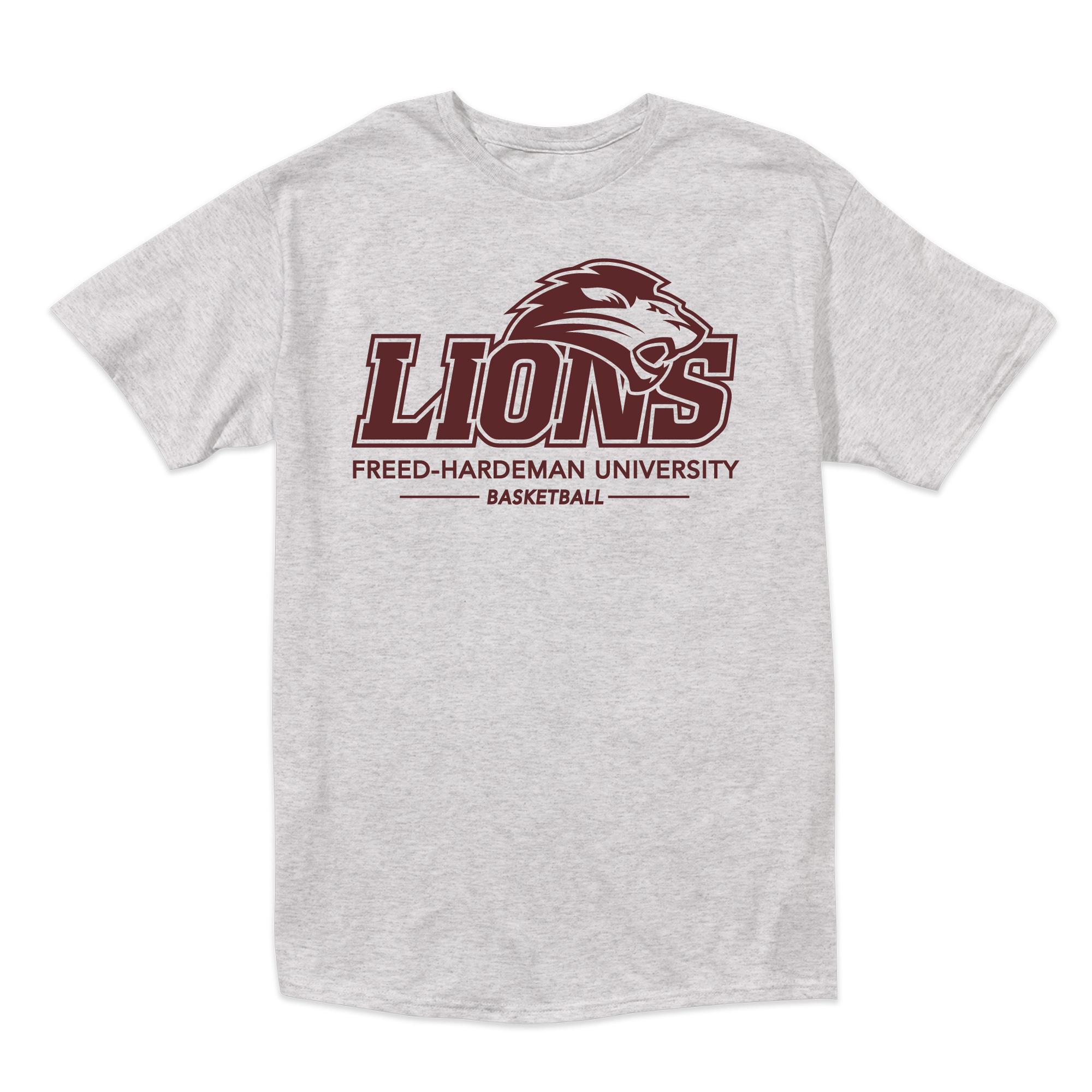 Lions Basketball Tee