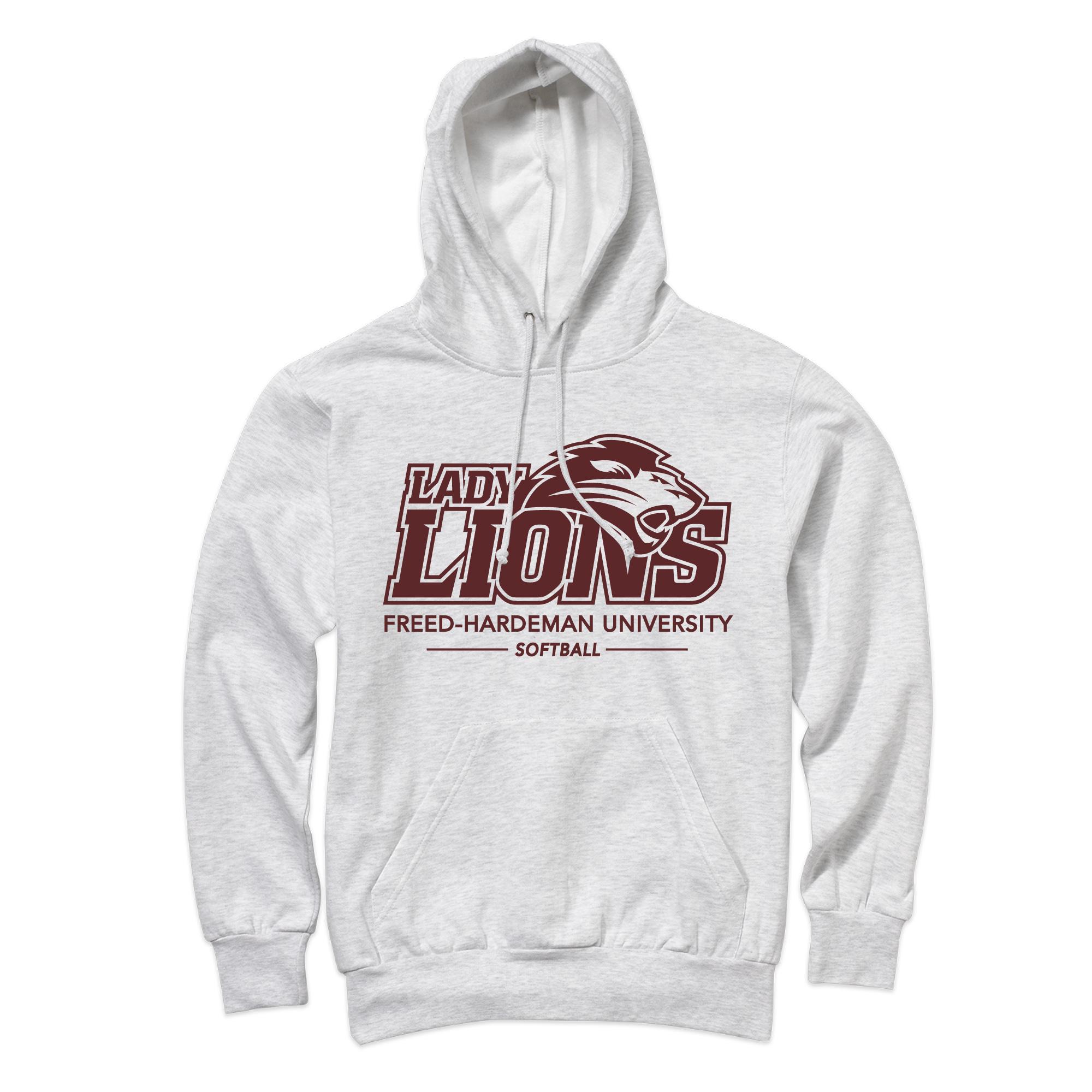 Lady Lions Softball Hoodie