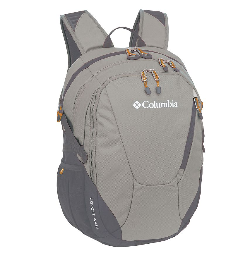 Columbia Coyote Wall Day Pack - Columbia Grey