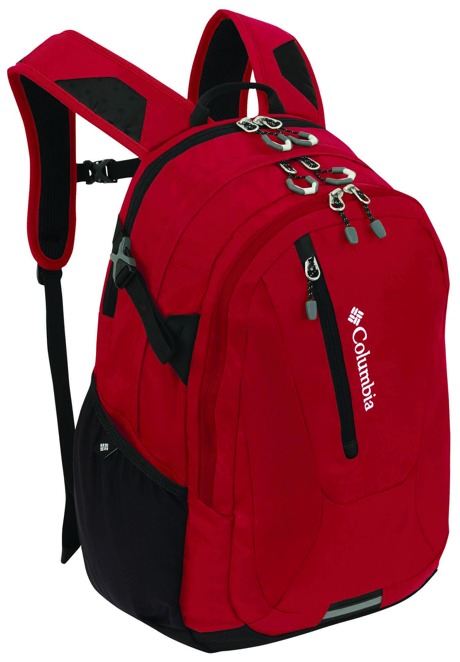 Columbia Fourmile Pack - Red Velvet