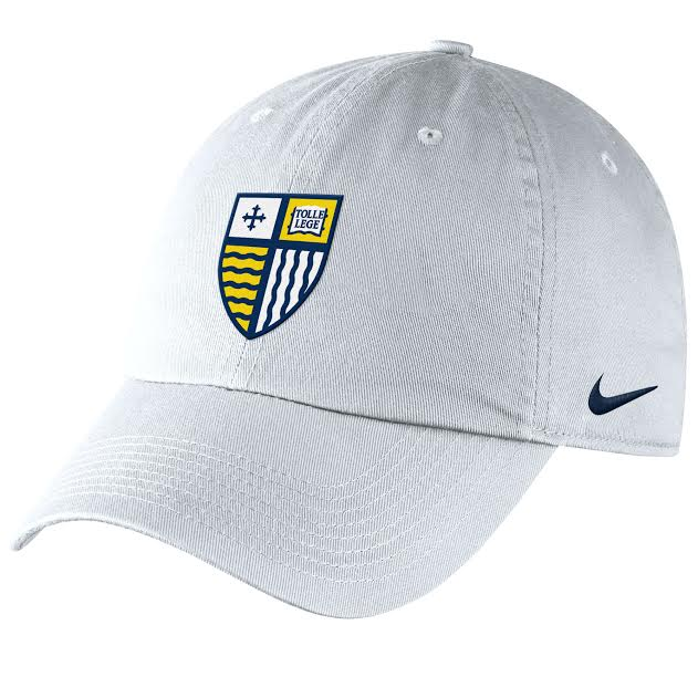 White Sheild Authentic Hat