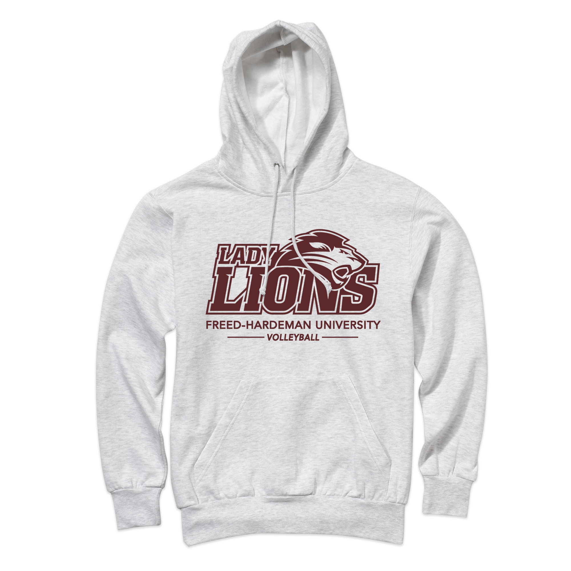 Lady Lions Volleyball Hoodie