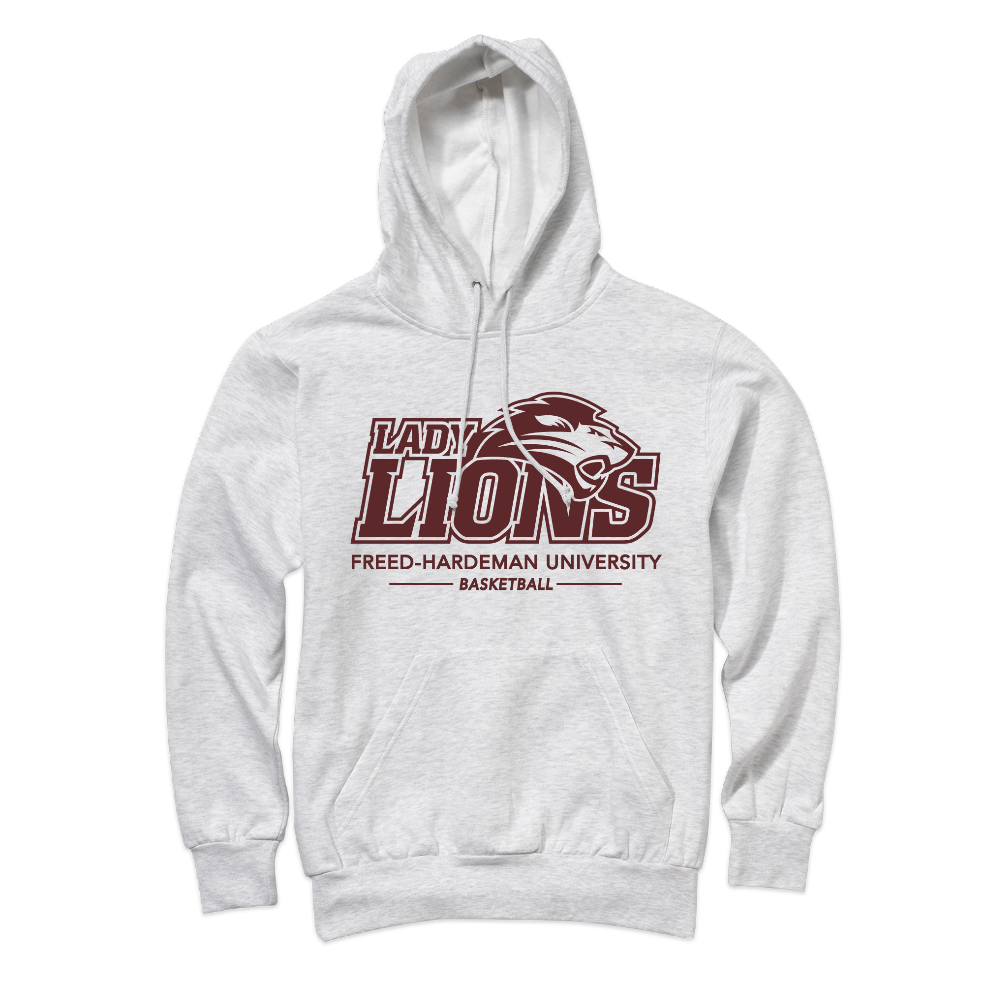 Lady Lions Basketball Hoodie - XXL