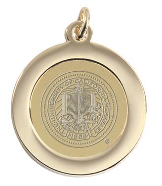 University of California Berkeley Plated Pendant/Charm