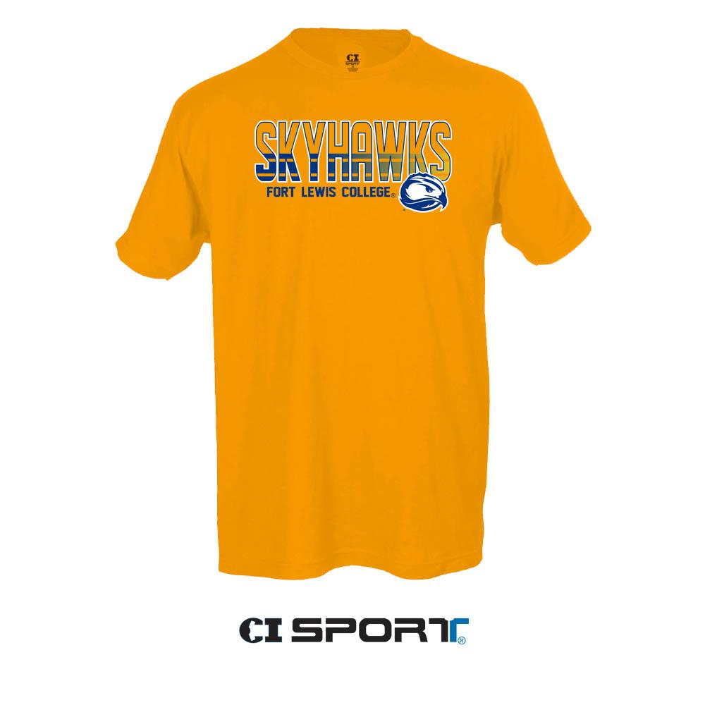 FLC Skyhawks Fine Jersey Tee