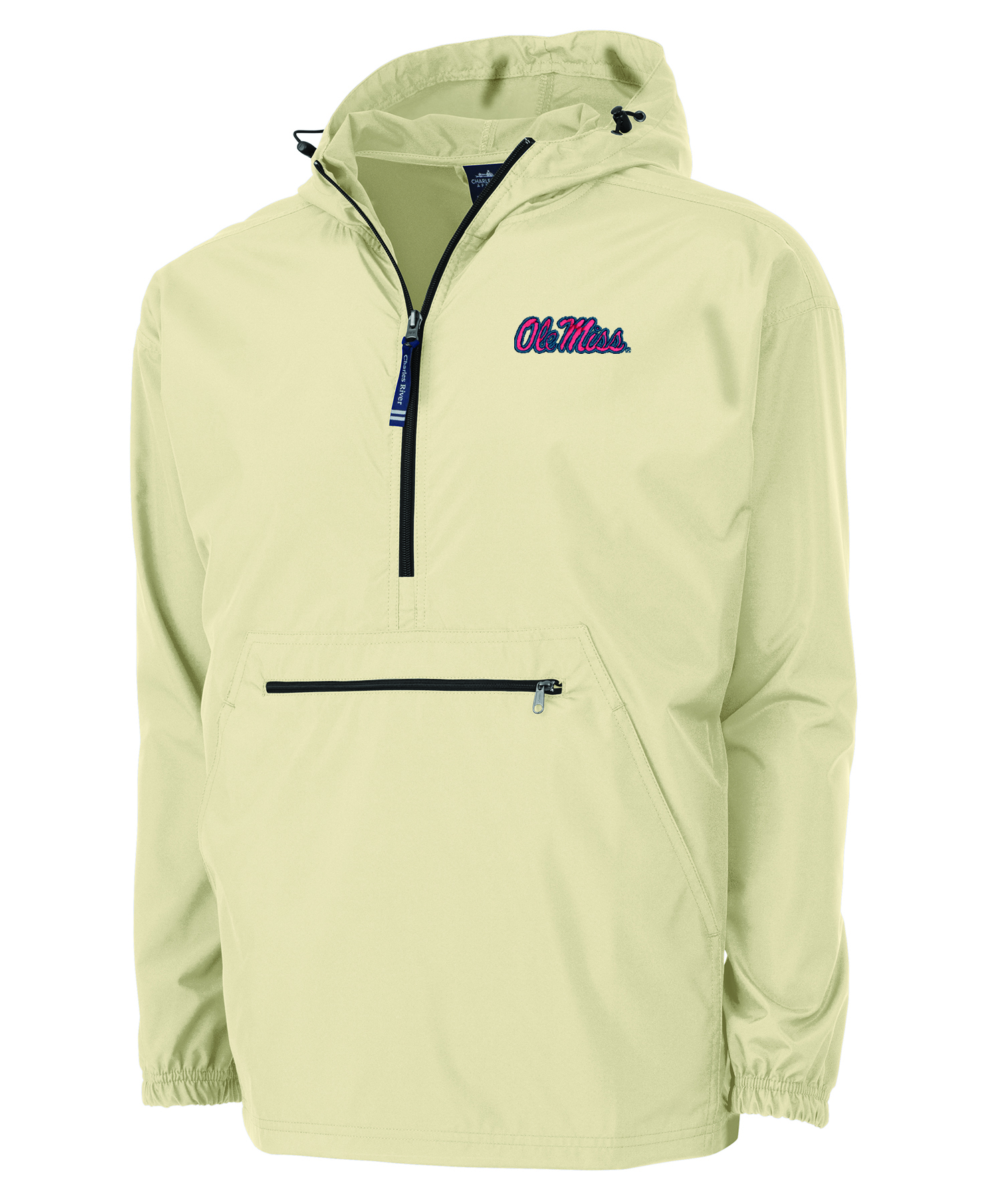 Charles River Pack-N-Go Pullover Rain Jacket