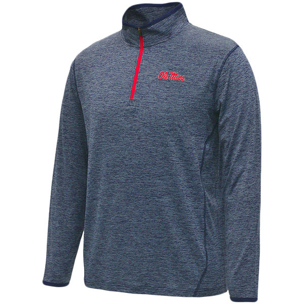 Colosseum Men's Action Pass Quarter Zip Pullover