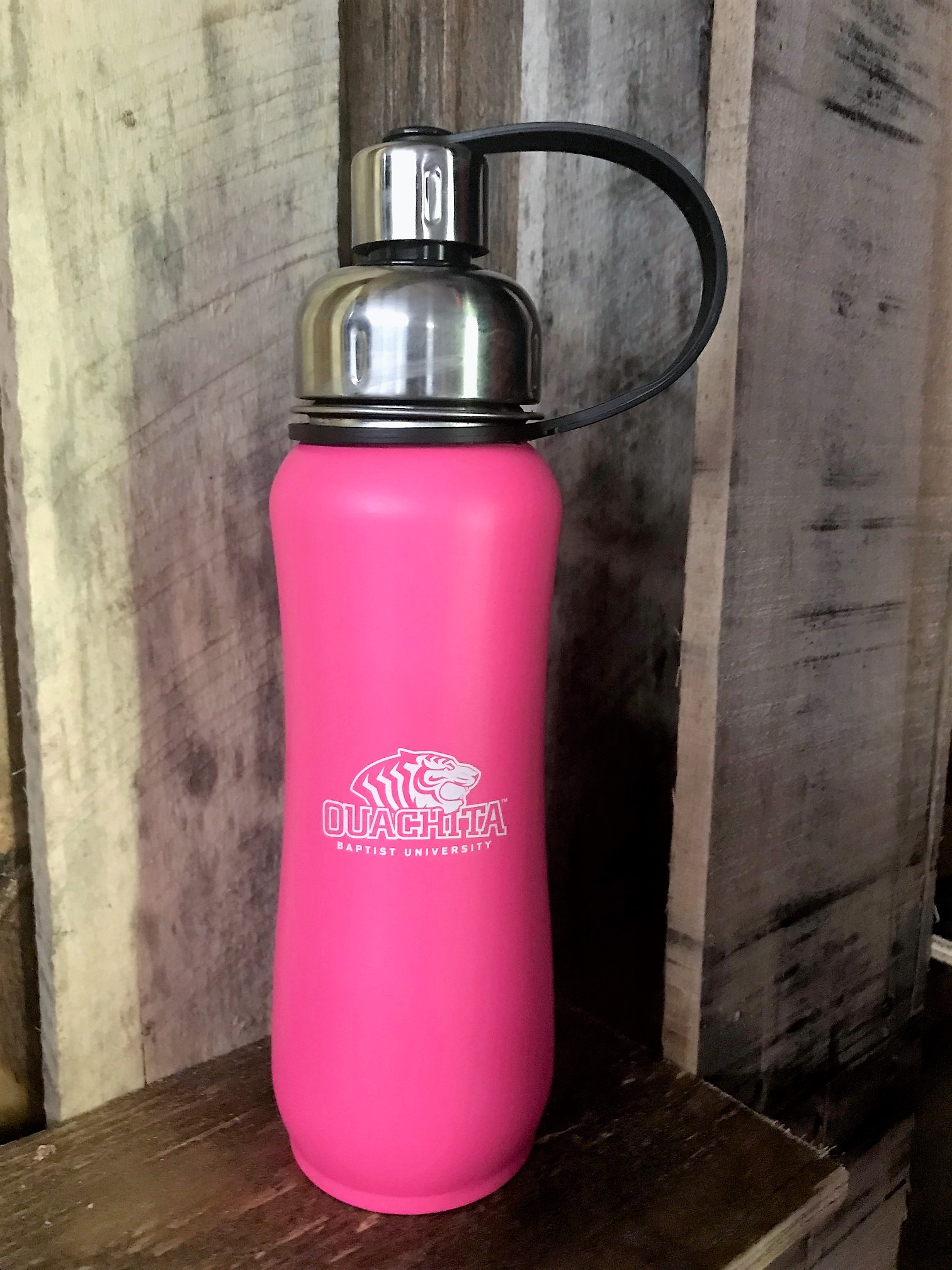 OUACHITA BAPTIST UNIVERSITY THINKSPORT 17OZ INSULATED BOTTLE
