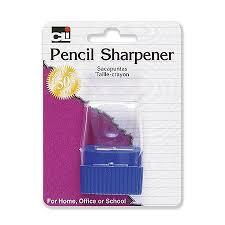CLI Pencil Sharpener