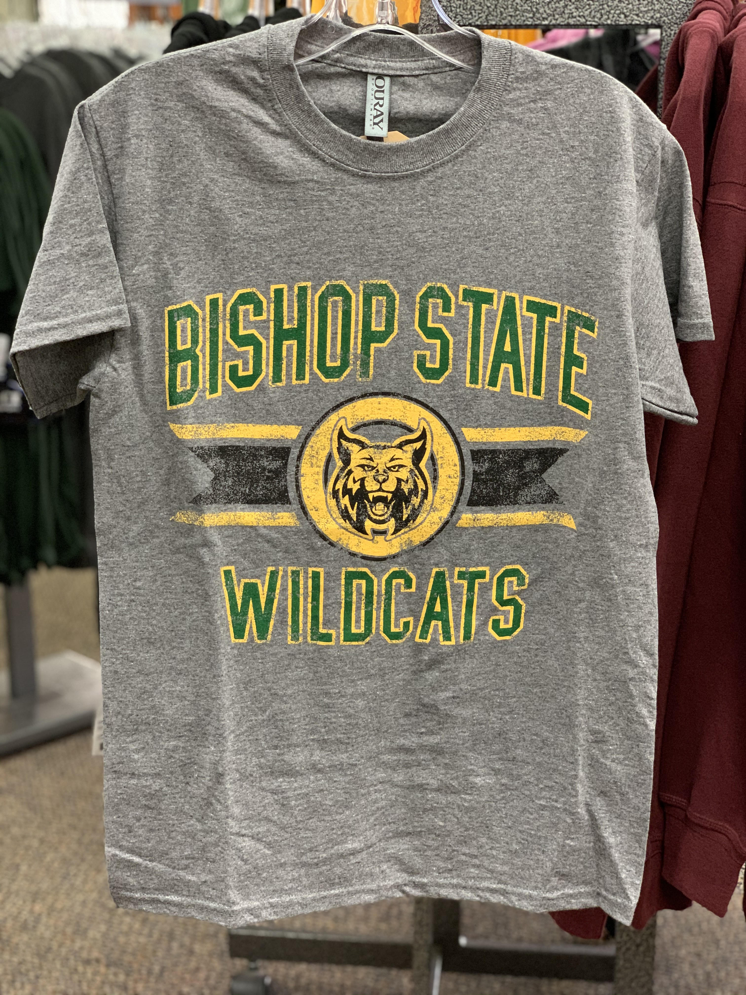 Bishop State Banner Short Sleeve