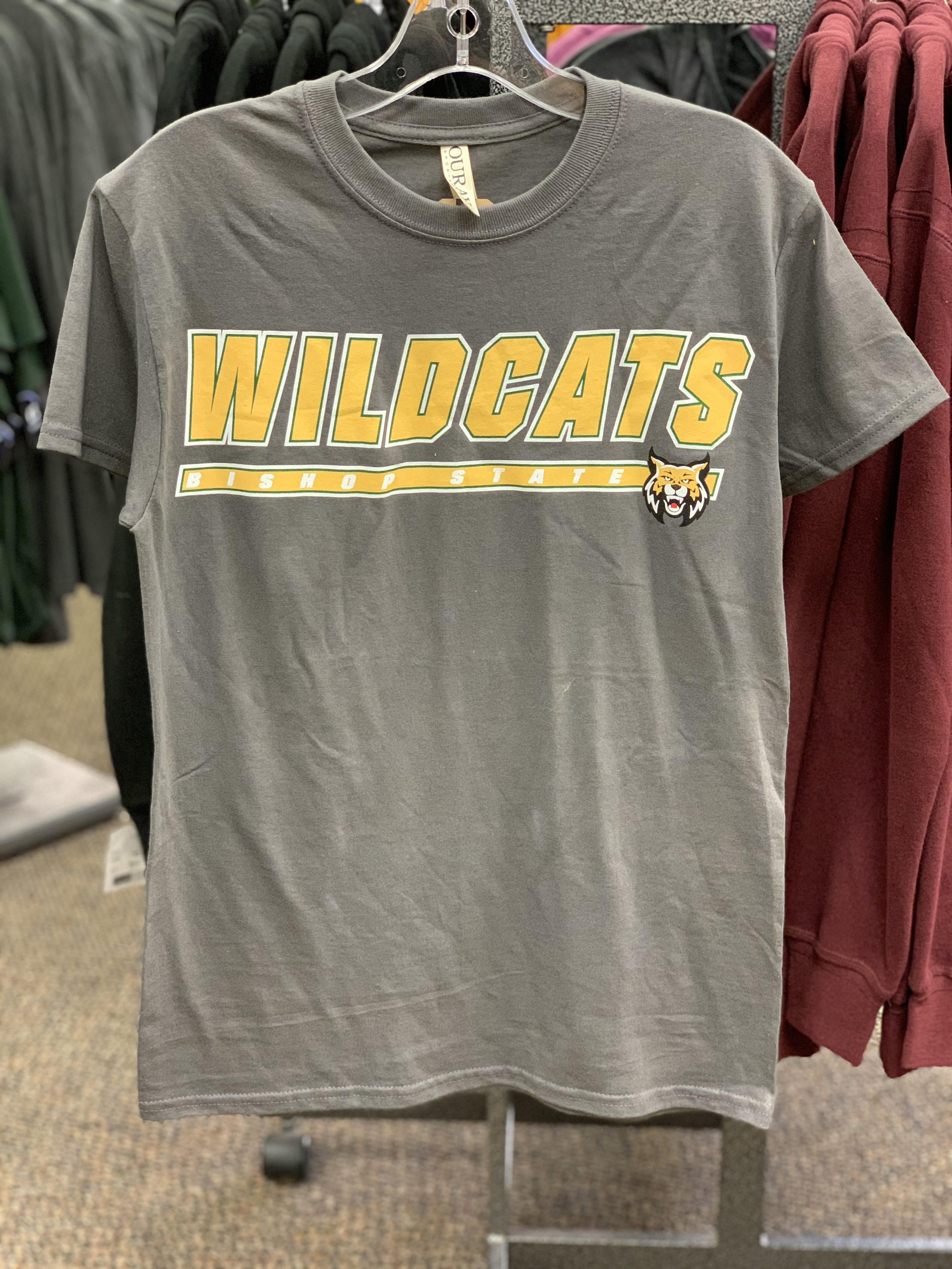 Wildcats Bishop State T-Shirt