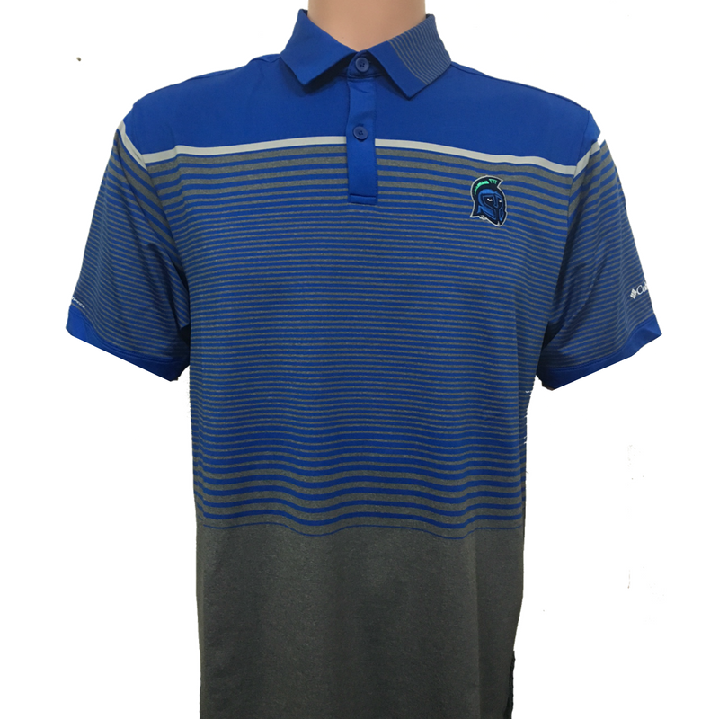 COLUMBIA MEN'S OMNI-WICK DRAIN IT POLO