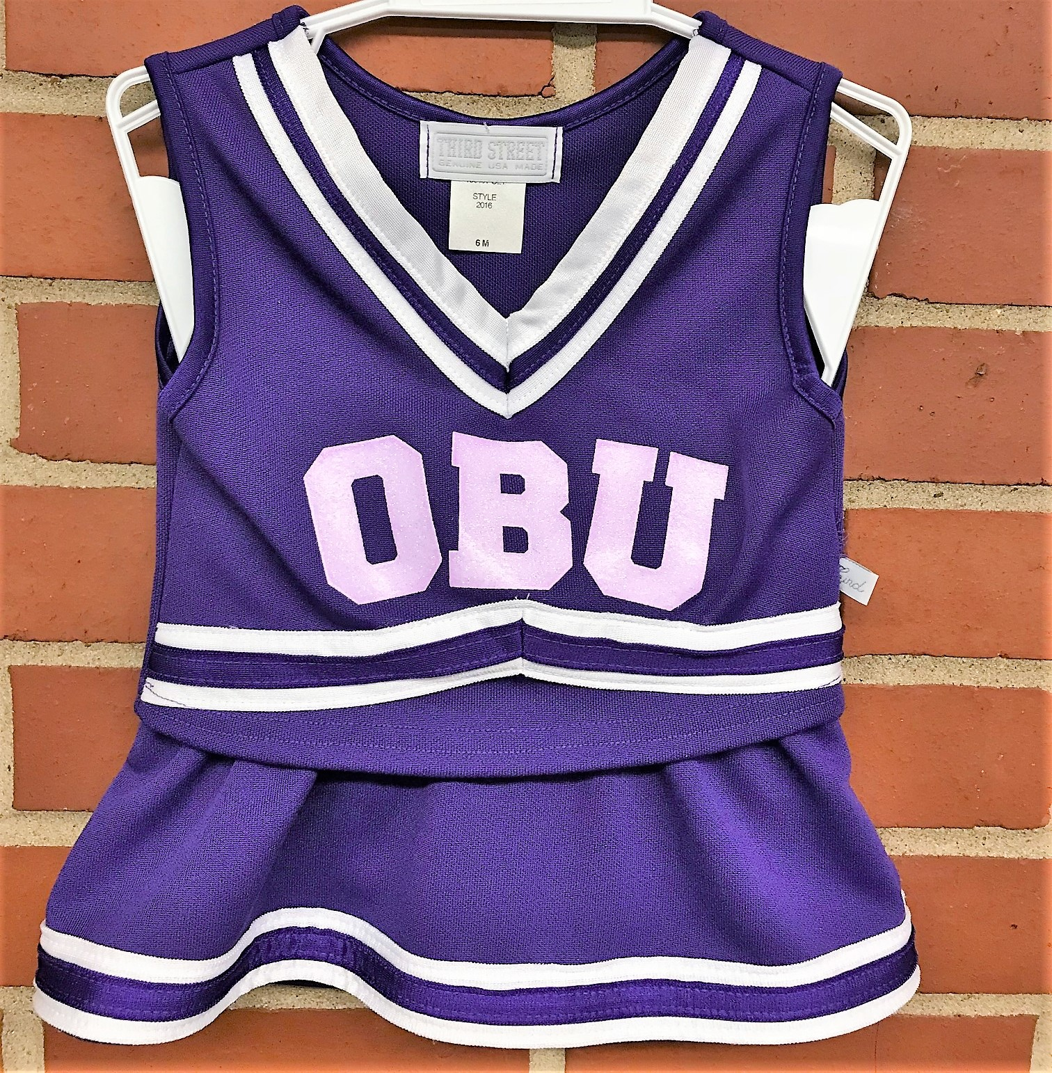 OBU CHEER UNIFORM