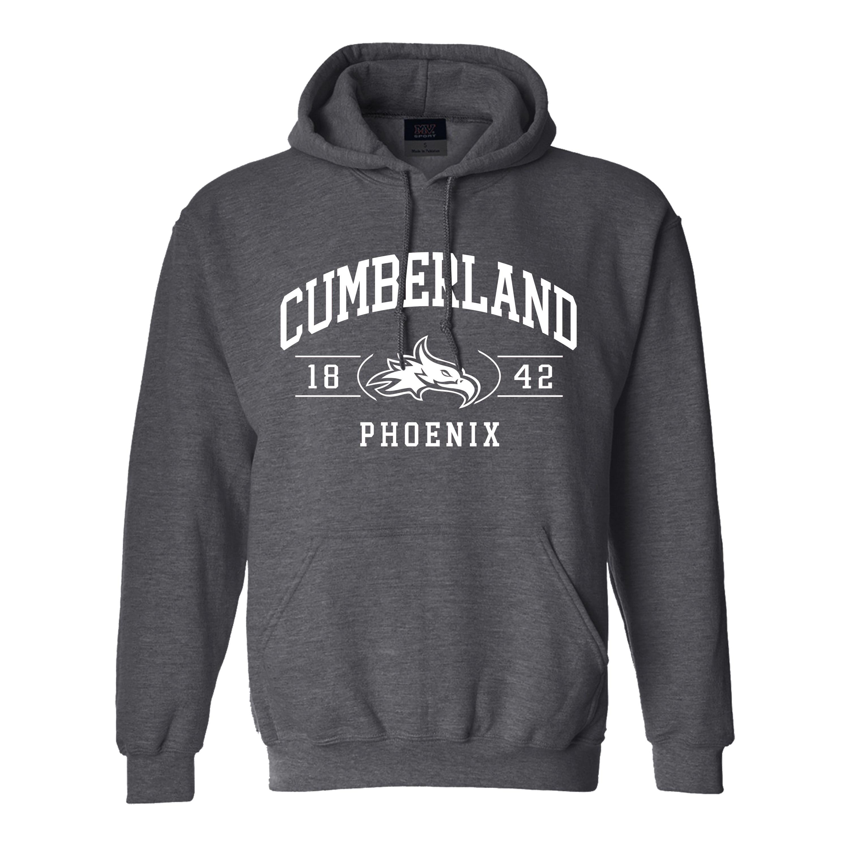 Cumberland University Comfort Fleece Hoodie