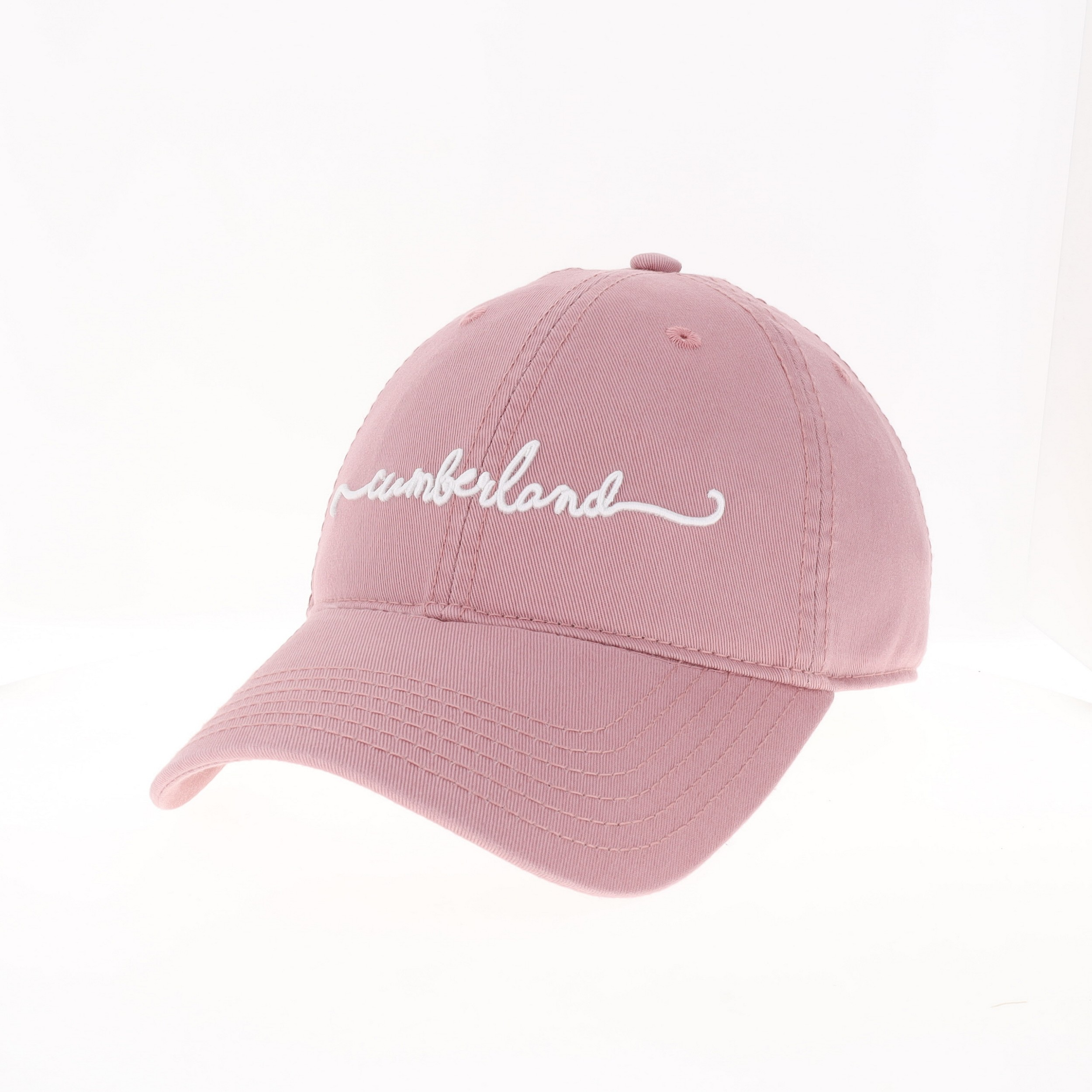 Cumberland Script Relaxed Twill Hat