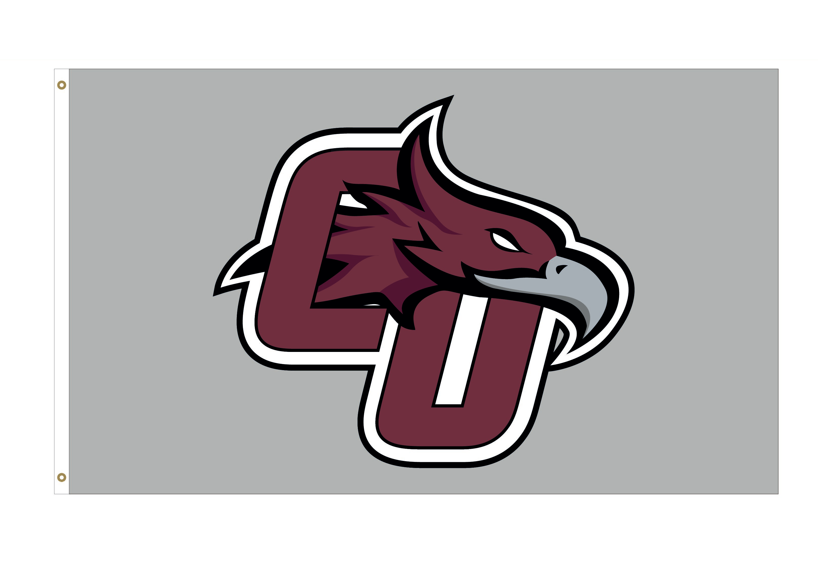 CU Phoenix Logo Deluxe 3x5 Flag