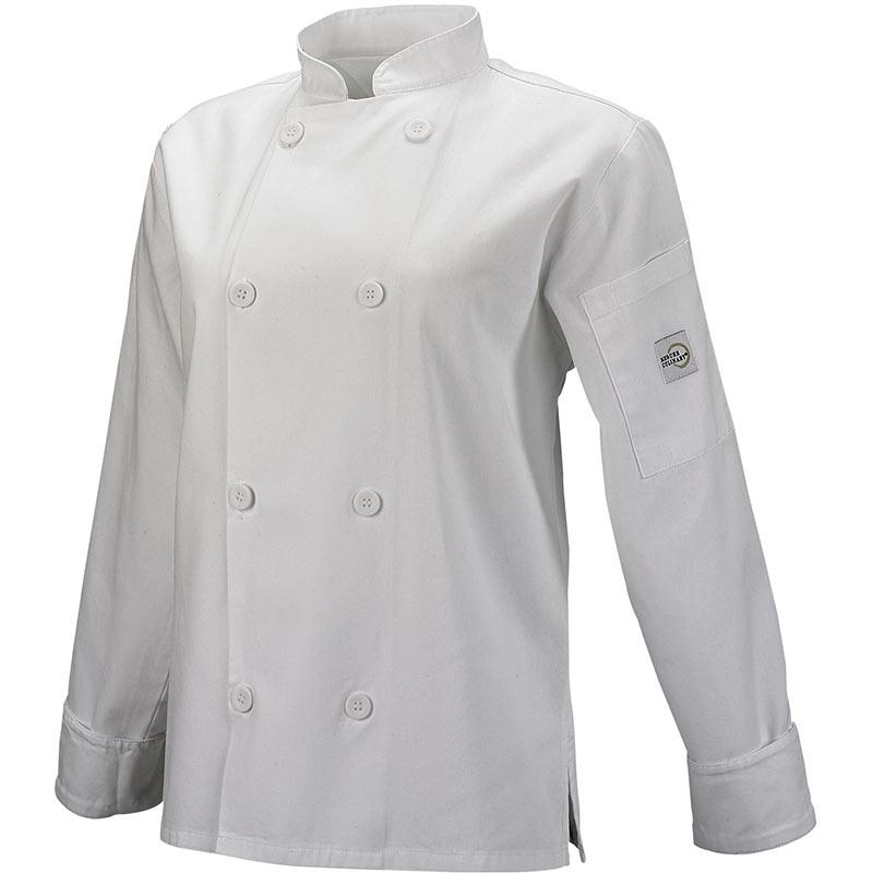 Mercer Culinary White Cook Jacket