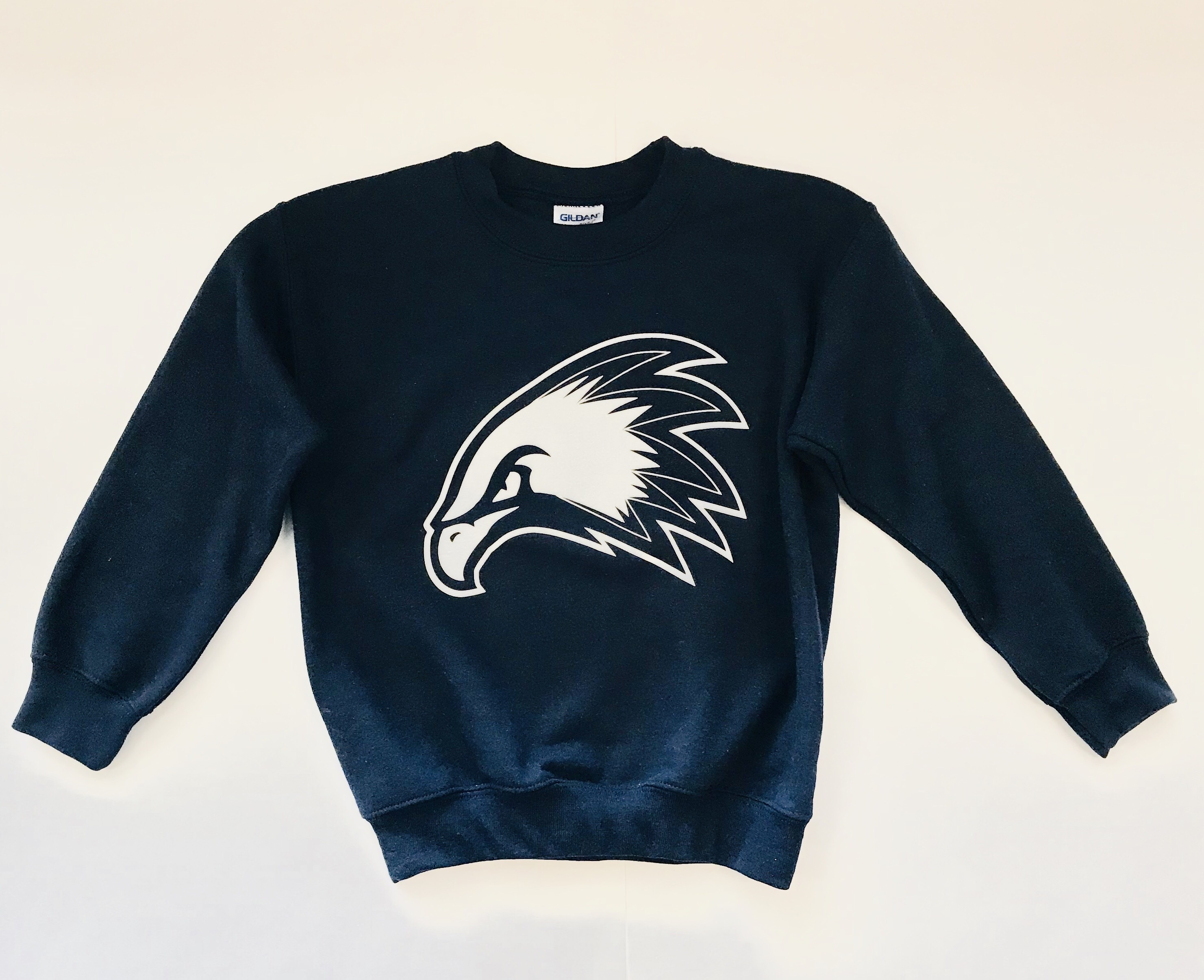 Golden Eagle Youth Pullover Crewneck